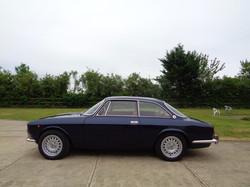 Alfa Romeo 2000 GTV Dutch Blue