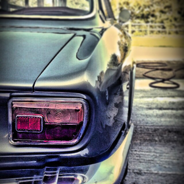 Alfa Romeo 1600 GT Junior