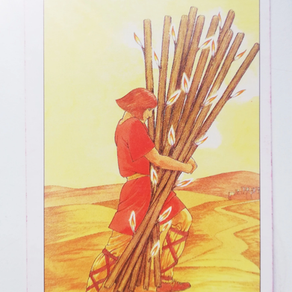 Tarot message for the week ahead 23.8.21