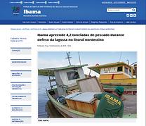 IBAMA Zeitung