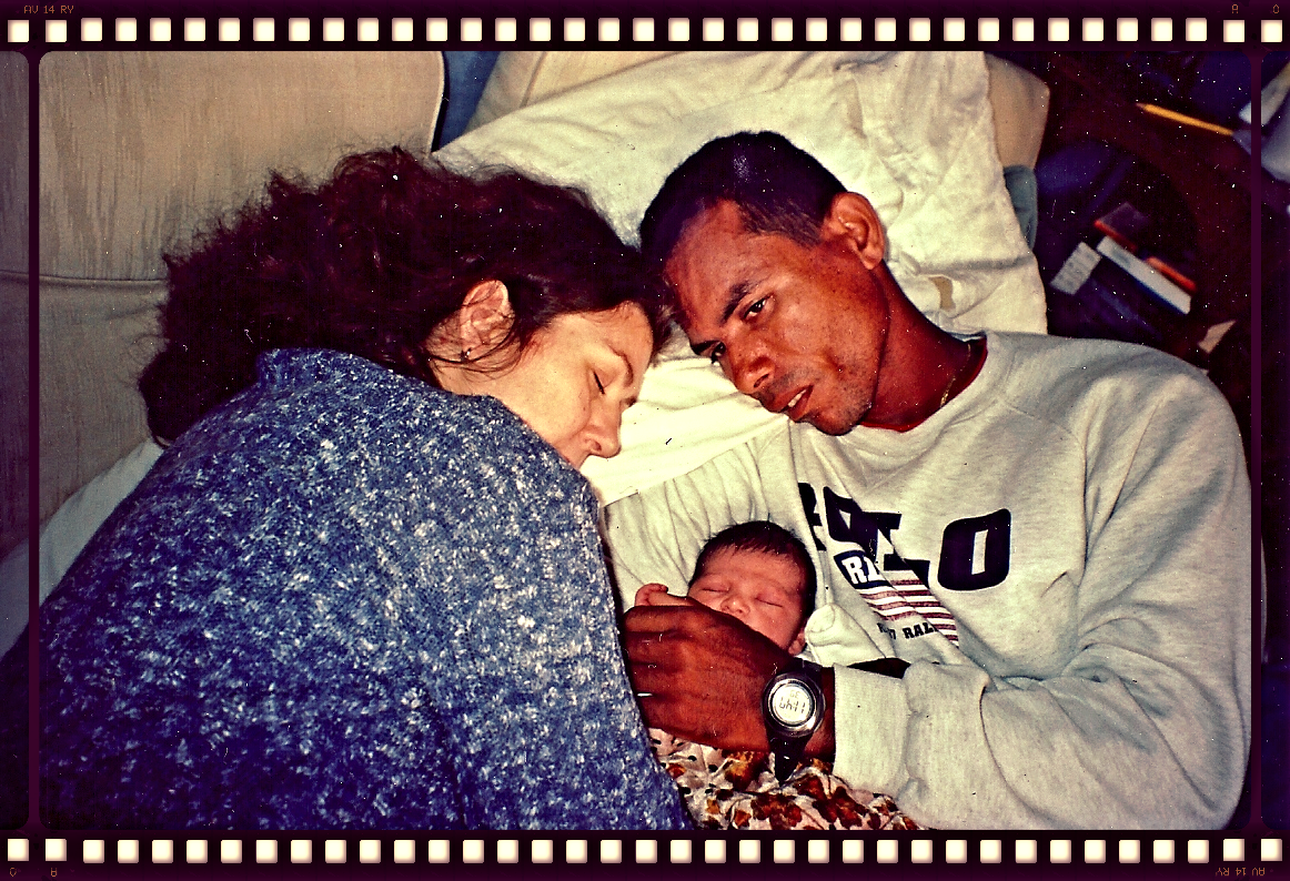 Birth of son Luan
