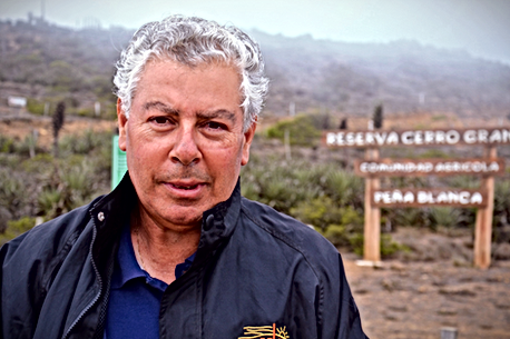 Daniel Rojas,La Serena,Chile