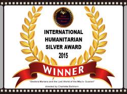 humatarian silver award 2015