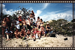 Amazonas students with Neu
