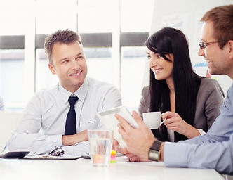 Employee engagement, productivity and teamwork