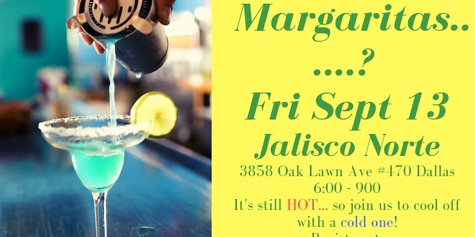 Friday the 13th!  At Jalisco Norte in Dallas