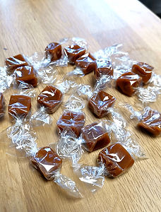 bonbon carramel biscuiterie bretonne van