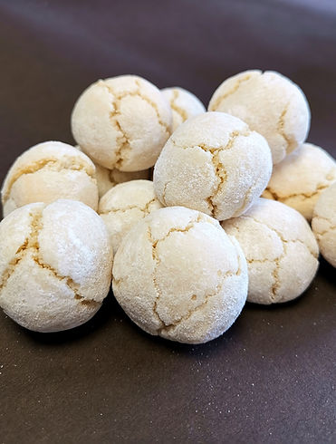macarons rustiques biscuiterie bretonnes
