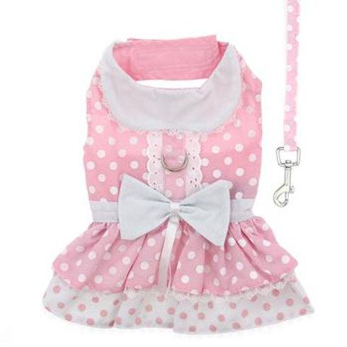Harness Dresses w/Leash