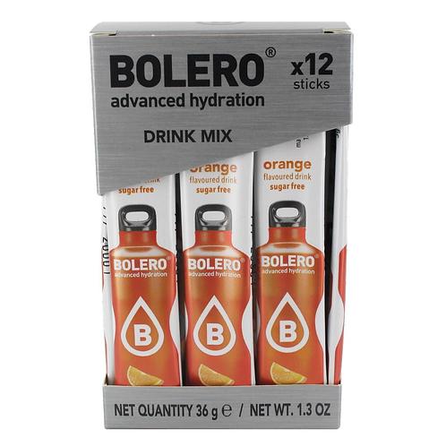 Bolero 0.5 l  Апельсин - 12 шт