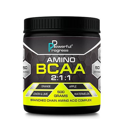 Amino BCAA 2:1:1 500 g