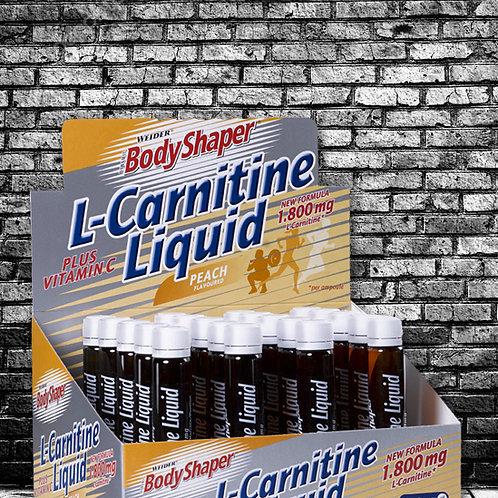 L-Carnitine Liquid 20 x 25 ml