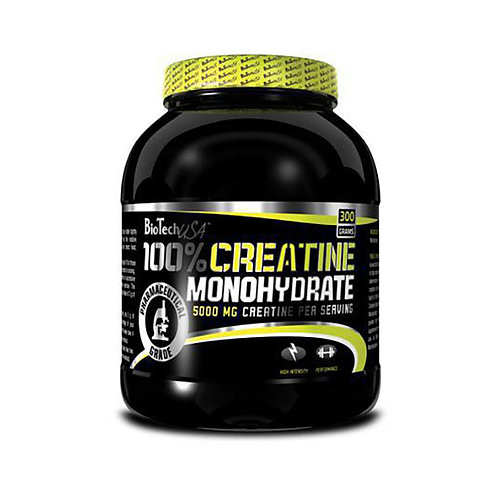 BT 100% CREATINE MONOHYDRATE - 300g