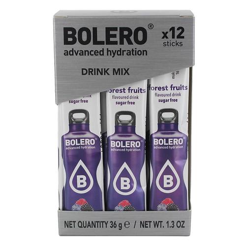 Bolero 0.5 l  Лесной фрукт - 12 шт