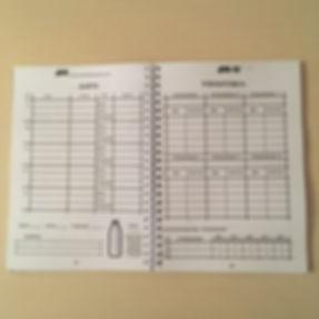 Дневник фитнеса для зала