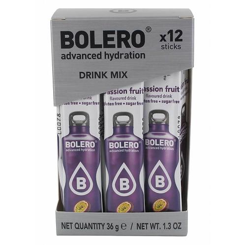 Bolero 0.5 l  Маракуйа - 12 шт