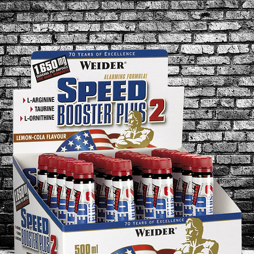 Speed Booster 2 20x25 ml