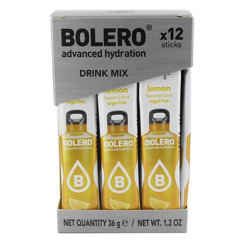 Bolero 0.5 l  Лимон - 12 шт