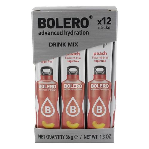 Bolero 0.5 l  Персик - 12 шт