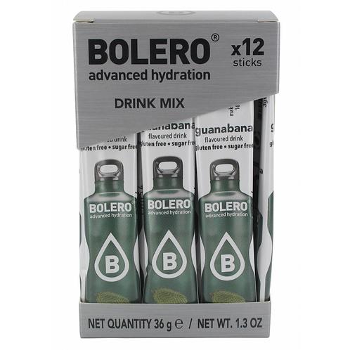 Bolero 0.5 l  Гуанабана - 12 шт