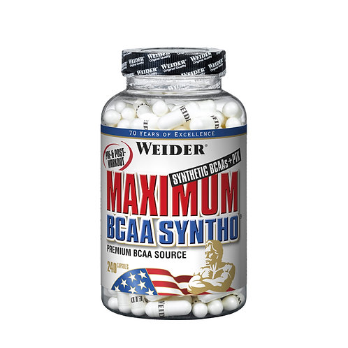 Maximum BCAA Syntho 120