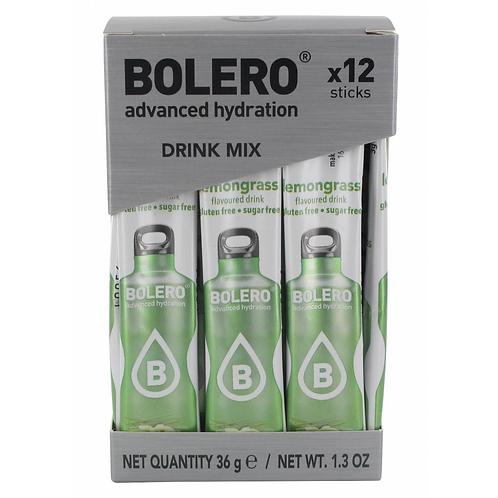 Bolero 0.5 l  Лемонграсс - 12 шт