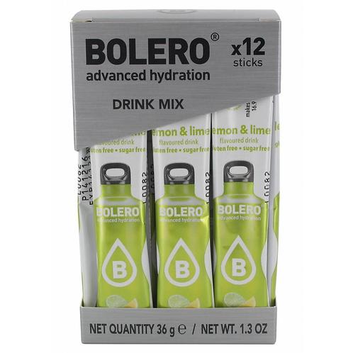 Bolero 0.5 l  Лимон лайм - 12 шт