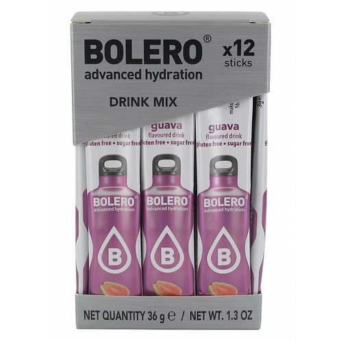 Bolero 0.5 l  Гуайава - 12 шт