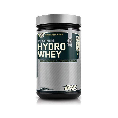 Platinum Hydrowhey 795 g