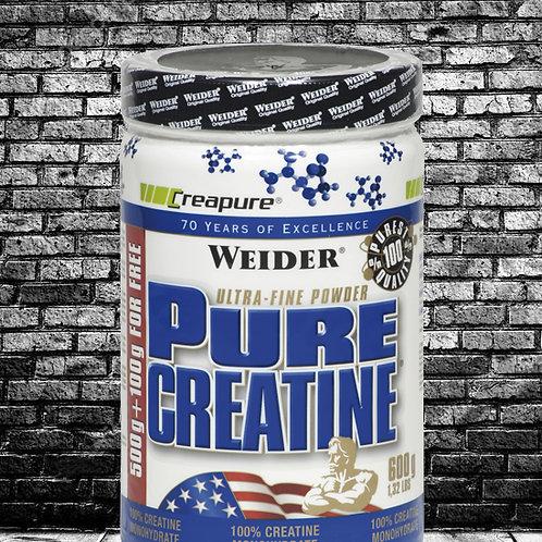 Pure Creatine Powder 600