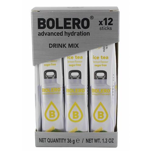 Bolero 0.5 l  Ледяной чай с лимоном - 12 шт