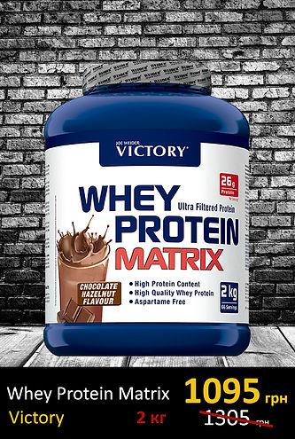 Сывороочный протеин Whey Protein Matrix