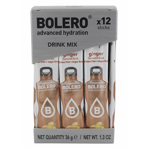 Bolero 0.5 l  Имбирь - 12 шт