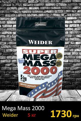 Гейер Mega MASS 2000 5 kg