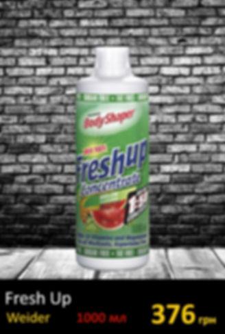 Изотоник Fresh Up
