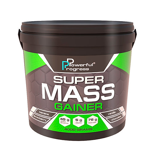 Super Mass Gainer 4 kg