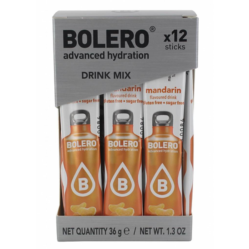 Bolero 0.5 l  Мандарин - 12 шт