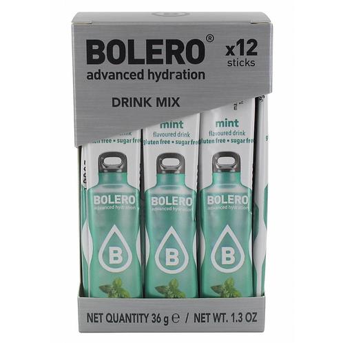 Bolero 0.5 l  Мята - 12 шт