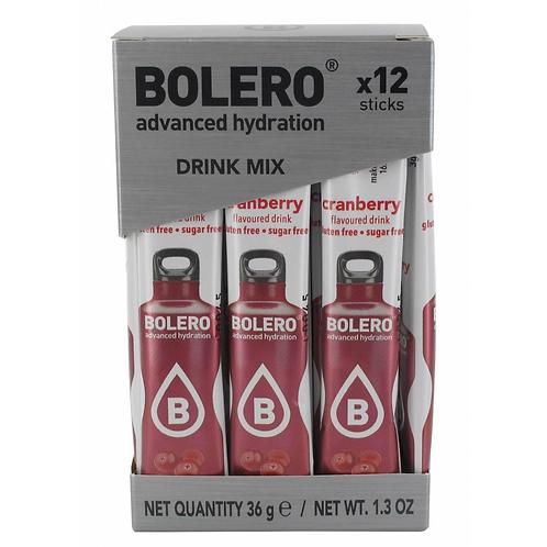 Bolero 0.5 l Клюква - 12 шт