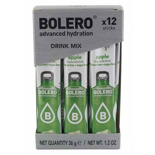 Bolero 0.5 l Яблоко - 12 шт