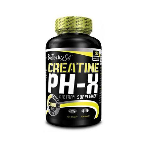 BT CREATINE pH-X - 90 капс