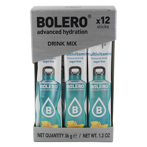 Bolero 0.5 l  Мультивитамин - 12 шт