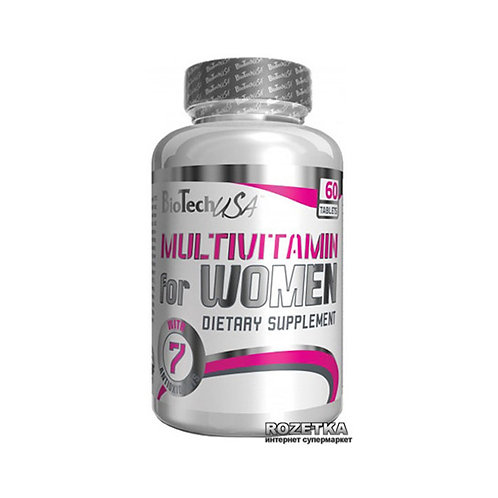 BT Multivitamin for Women - 60 т