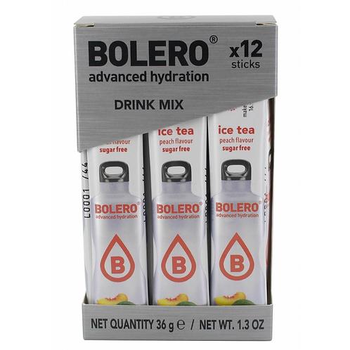 Bolero 0.5 l  Ледяной чай с персиком - 12 шт