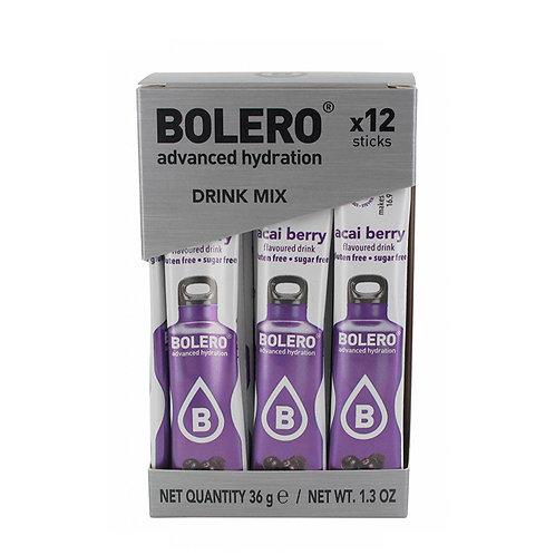 Bolero 0.5 l Ягоды Асаи - 12 шт
