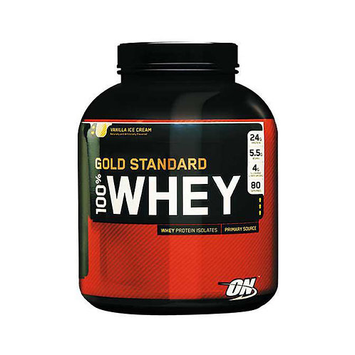 ON Whey Gold standard 2,268 кг