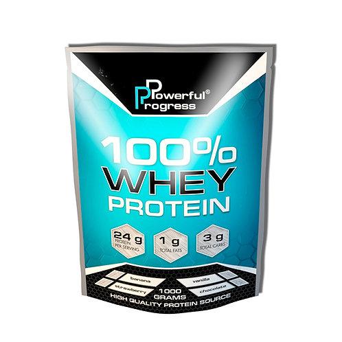 100% Whey Protein 1 kg