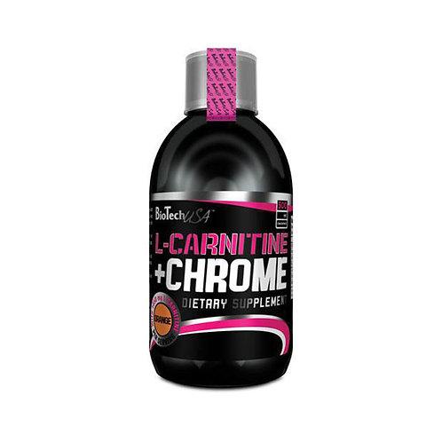 BT L-CARNITINE+CHROME 500мл