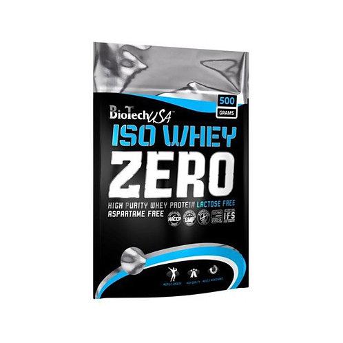 BT ISO WHEY Zero lactose free 500g