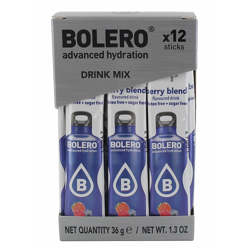 Bolero 0.5 l Ягодный микс - 12 шт